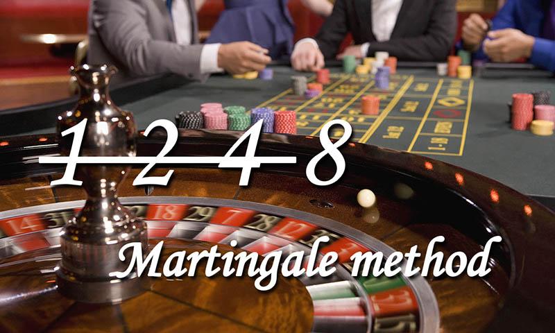 カジノゲームとマーチンゲール法
