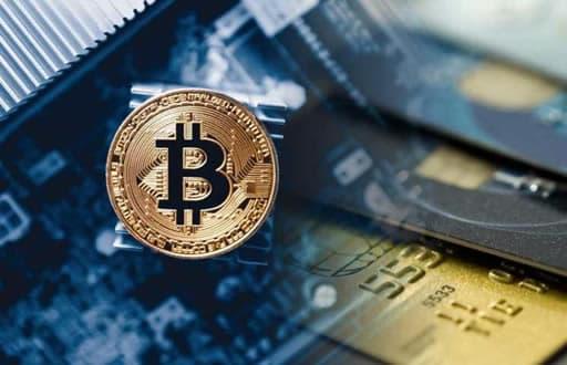 メインの入出金は仮想通貨
